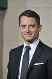 Elijah Wood. LOS ANGELES, CA - DECEMBER 9, 2014: Elijah Wood at the Los Angeles premiere of his movie The Hobbit: The Battle of the Five Armies at the Dolby Royalty Free Stock Photos