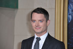 Elijah Wood. LOS ANGELES, CA - DECEMBER 9, 2014: Elijah Wood at the Los Angeles premiere of his movie The Hobbit: The Battle of the Five Armies at the Dolby Stock Images