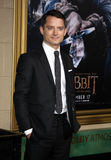 Elijah Wood. At the Los Angeles premiere of 'The Hobbit: The Battle Of The Five Armies' held at the Dolby Theatre in Hollywood on December 9, 2014 Royalty Free Stock Images