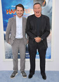 Elijah Wood, Robin Williams, Royalty-vrije Stock Fotografie
