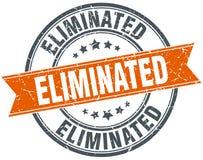 Eliminated Stamp
