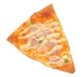 Elimine a pizza da fatia imagens de stock royalty free