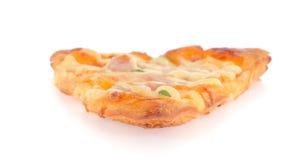 Elimine a pizza da fatia imagens de stock