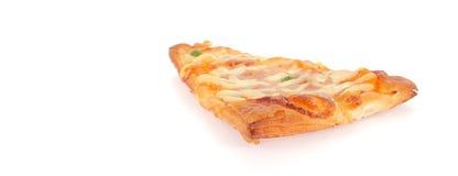 Elimine a pizza da fatia Foto de Stock