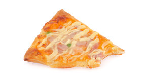 Elimine a pizza da fatia fotografia de stock royalty free