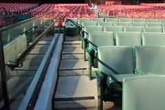 Eliminimi alla partita a baseball Fotografia Stock