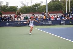 elina otwarty s svitolina tenis u Zdjęcie Stock