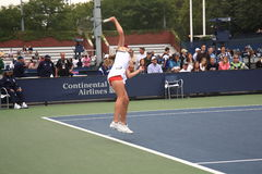 elina otwarty s svitolina tenis u Obrazy Royalty Free