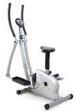 eliptical μηχανή γυμναστικής Στοκ Εικόνα