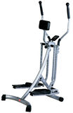 Eliptical gym machine Royalty Free Stock Photos