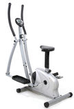 Eliptical gym machine Stock Image