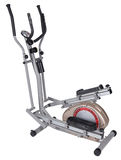 Eliptical gym machine. Health and fitness object Royalty Free Stock Photo