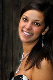 Elisa, retratos na luz natural imagens de stock royalty free