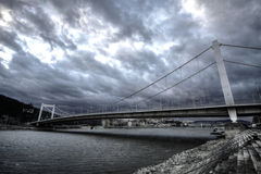Elisabet bro Fotografering för Bildbyråer