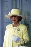 Elisabet II Arkivfoton