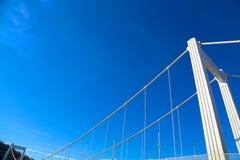 The Elisabeth Bridge in Budapest Royalty Free Stock Images