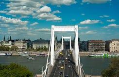Elisabeth bridge Royalty Free Stock Image