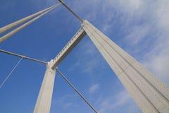elisabeth budapest моста стоковые изображения rf