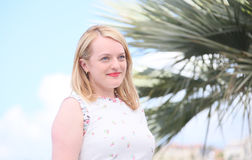 Elisabeth Moss attends the `The Square` Royalty Free Stock Photos