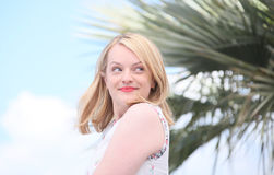 Elisabeth Moss attends the `The Square` Stock Photos