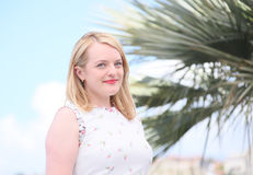 Elisabeth Moss attends the `The Square` Stock Photo