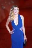 Elisabetta Pellini walks a red carpet Stock Image