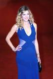 Elisabetta Pellini walks a red carpet Stock Photos