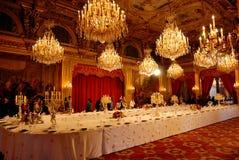 日elise开放宫殿巴黎 免版税库存照片
