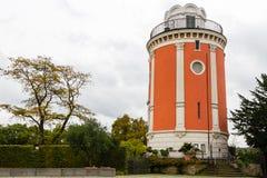 Elisetoren in de Botanische Tuin van Wuppertal, Duitsland royalty-vrije stock fotografie