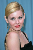 Elisha Cuthbert, Karl Lagerfeld Stock Images
