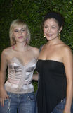 Elisha Cuthbert,Reiko Aylesworth Royalty Free Stock Photo