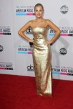 Elisha Cuthbert. At the 40th American Music Awards Arrivals, Nokia Theatre, Los Angeles, CA 11-18-12 Royalty Free Stock Images