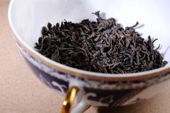 Elita Chińska czarna herbata zdjęcie royalty free