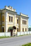 Elita luksusu klasyczny dom obrazy stock