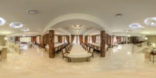 Elita restauracja w Sochi fotografia royalty free