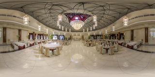 Elita restauracja w Sochi zdjęcie royalty free