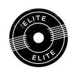 Elite rubber stamp Royalty Free Stock Photos