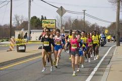 elite runners women στοκ φωτογραφία με δικαίωμα ελεύθερης χρήσης