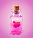 Elixir av förälskelse Arkivbilder