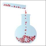 Elixir do amor Imagens de Stock