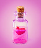 Elixir of love Stock Images