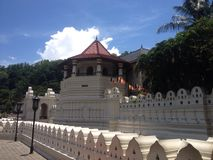 Eliya de nuwara de dalada de temple Image libre de droits
