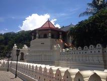 Eliya di nuwara di dalada del tempio immagine stock libera da diritti