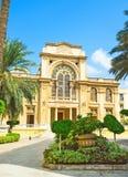 The Eliyahu Hanavi synagogue Stock Photography