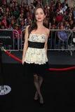 Eliza Dushku royaltyfria bilder