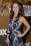Eliza Dushku on the red carpet Royalty Free Stock Photos