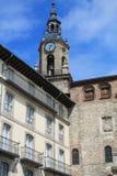 Eliza SAN Migel, vitoria-Gasteiz, βασκική χώρα Στοκ φωτογραφία με δικαίωμα ελεύθερης χρήσης
