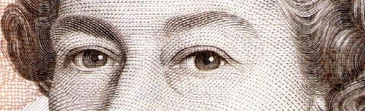 Elizabeth ΙΙ βασίλισσα στοκ φωτογραφία με δικαίωμα ελεύθερης χρήσης