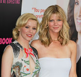Elizabeth Banks and Brooklyn Decker Stock Images