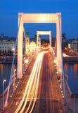Elizabeth Bridge lizenzfreies stockbild